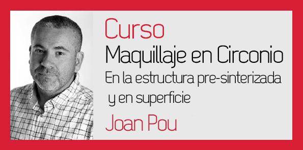 Maquillaje en Circonio – Joan Pou